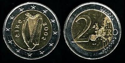 Eire 2 Euro (2002)