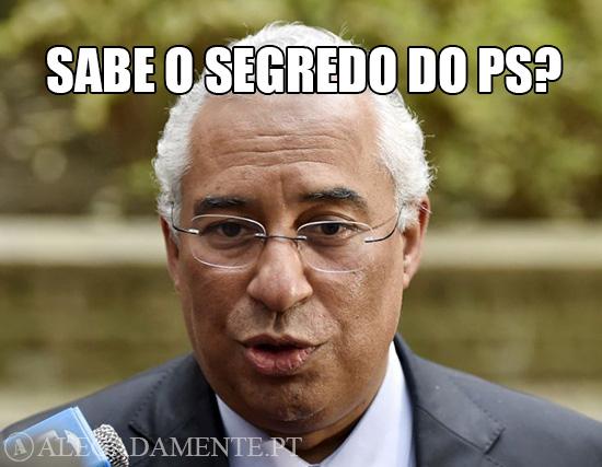 Imagem de António Costa – Sabe o Segredo do PS?