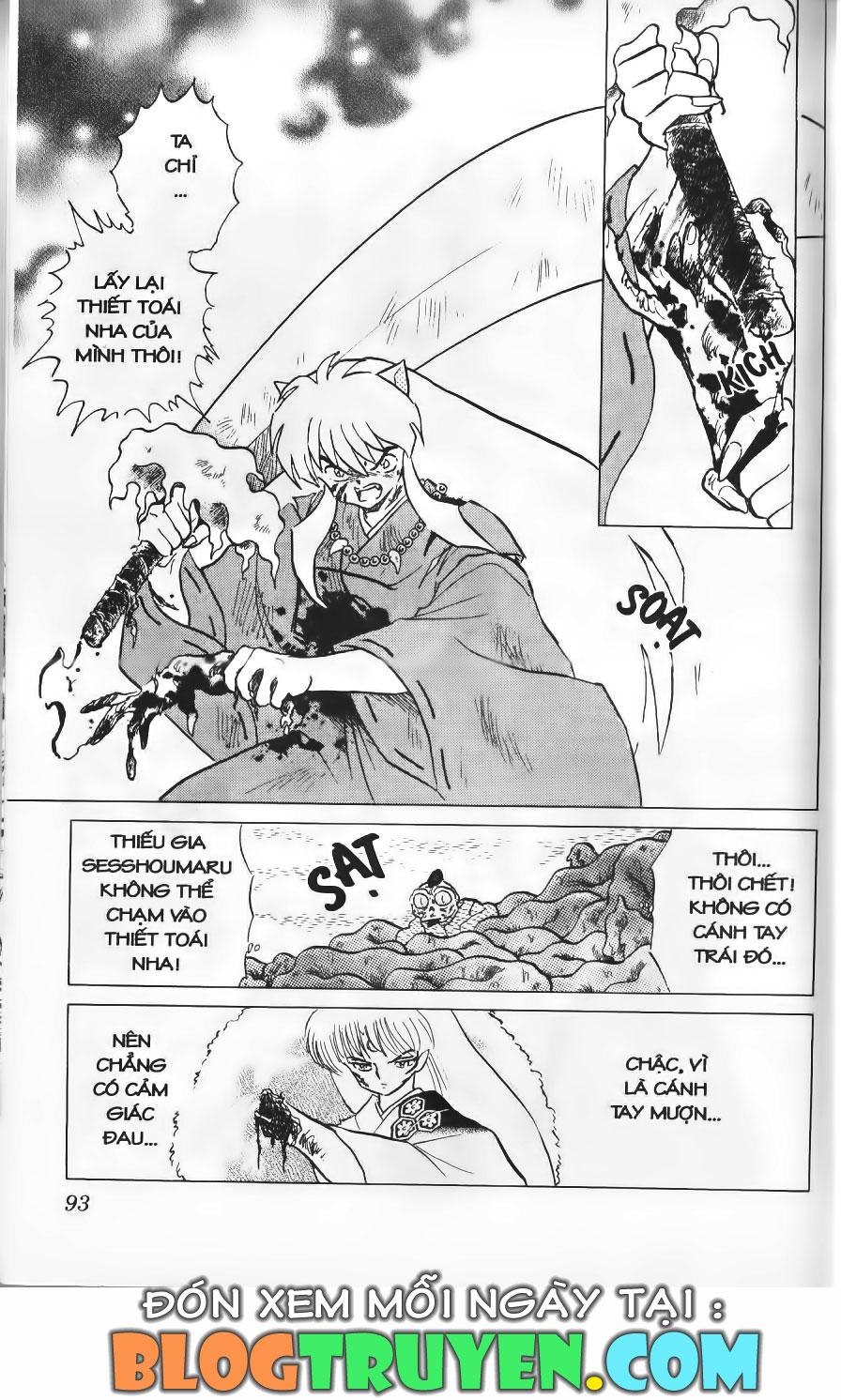Inuyasha vol 07.5 trang 14