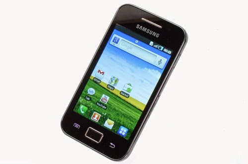 How To Fix Samsung Galaxy S5830i With Samsung Logo Only On