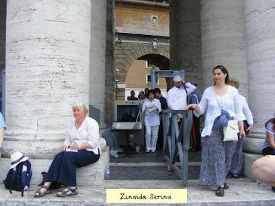vatican-control-la-intrarea-in-piata-sfantul-petru