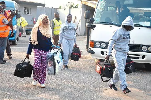 LATEST NEWS: Libya slave trade-  'We were abducted by our fellow Nigerians and sold into slavery' Libya returners