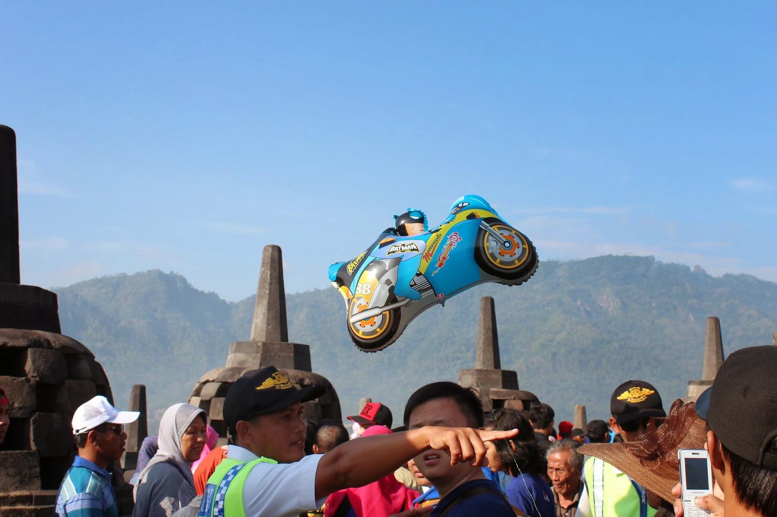 Borobudur Sky