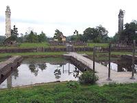 Tumba Imperial del Emperador Thieu Tri en Hue - Vietnam
