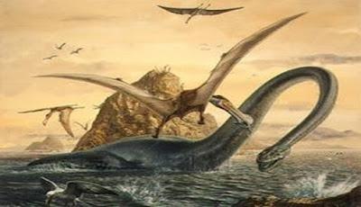 Fosil Monster Laut Raksasa Ditemukan Di Antartika
