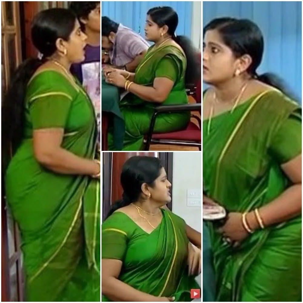 Veena Nair Tv Anchor: MALAYALAM SERIAL ACTRESS: Veena Nair