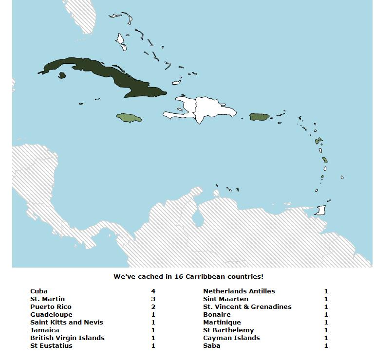My Geocaching Profile Blog: New Caribbean Map on map of haiti, map of bermuda, map of cuba, map of the northern hemisphere, map of the americas, map of the mediterranean, map of dominican republic, map of grenada, map of the world, map of the virgin islands, map of kenya, map of mexico, map of florida, map of belize, map of europe, map of panama, map of jamaica, map of the hawaii islands, map of puerto rico, map of the bahamas islands,