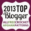 crochet blogger honors