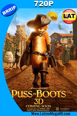 El Gato Con Botas (2011) Latino HD 720p ()