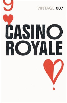 Casino Royale by Ian Fleming book cover
