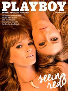 Revista Playboy USA-Noviembre 2015 PDF Digital