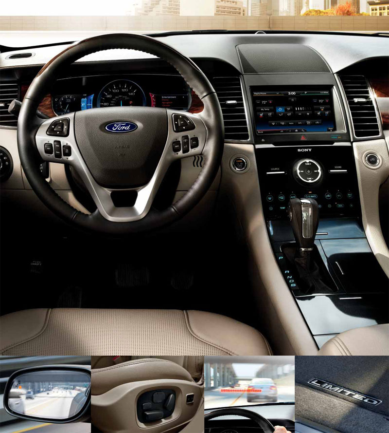 Ford 2013 Ford Taurus Limited