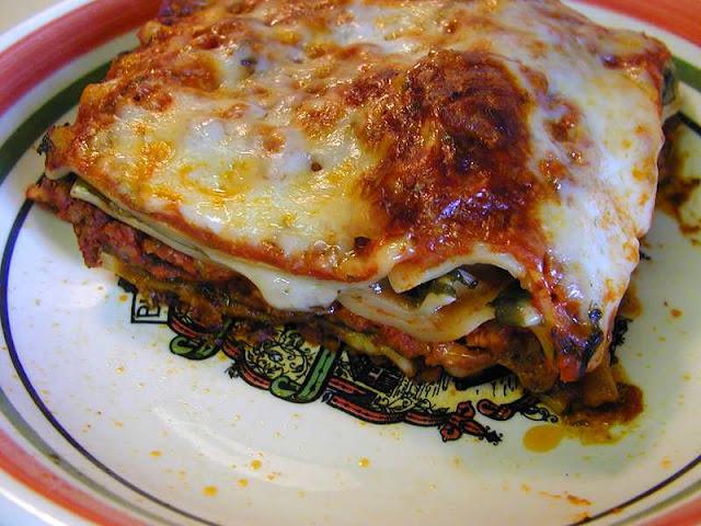 طريقة تحضير اللازانيا الإيطالية Lasagne al forno