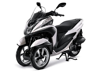 Spesifikasi Dan Harga Yamaha Tricity 125 CC Terbaru