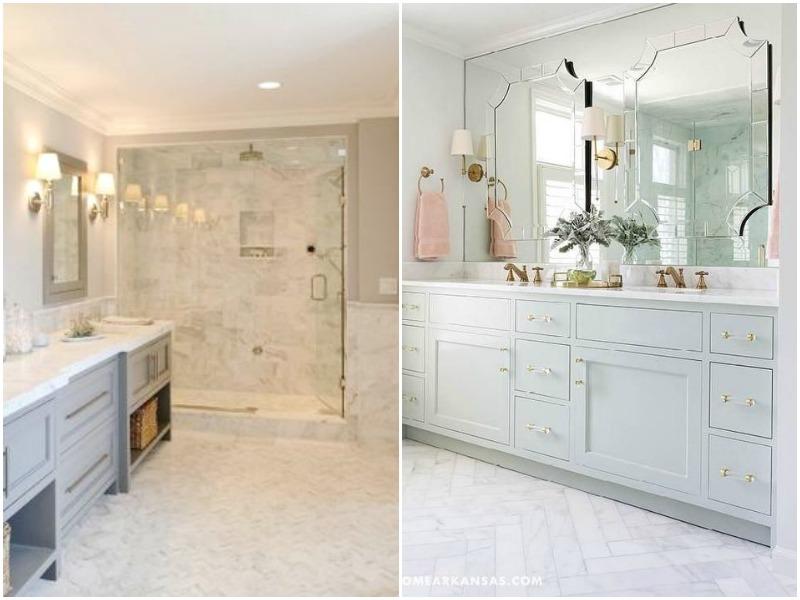 Inspiration for master bathroom renovation