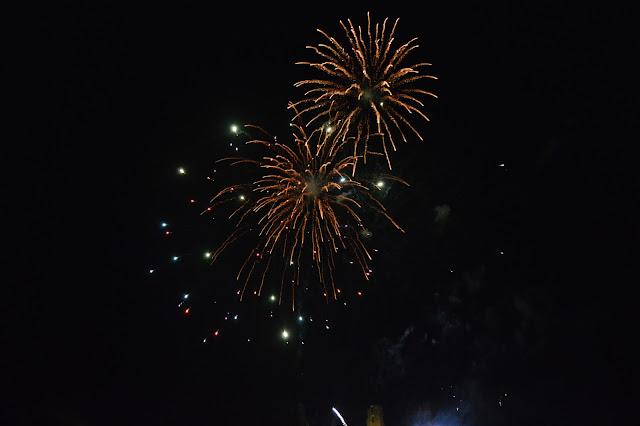 Kenilworth Castle Firework Display