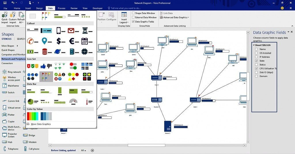Microsoft Visio 2016 Trial Free Download - GaZ