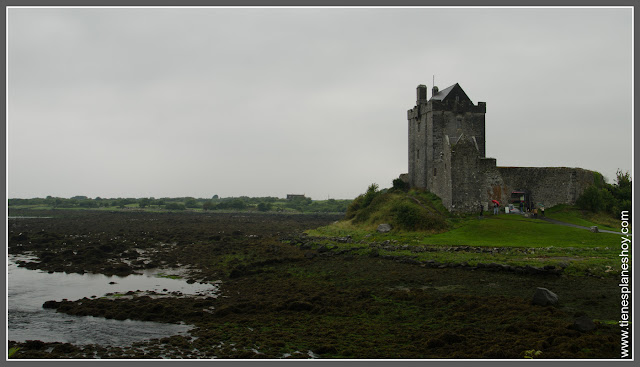 Dunguaire Castle realidad