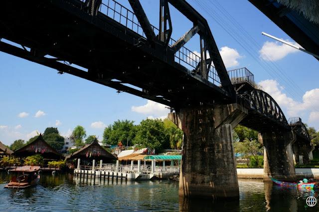 most na rzece kwai tailand