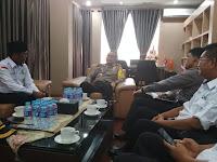 DPD AJOI Riau Silaturahmi dengan Kapolda Riau Irjen Pol H Widodo Eko Prihastopo