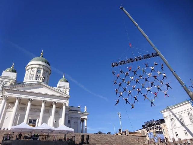 Praça do Senado (Senatstorget) - Estocolmo