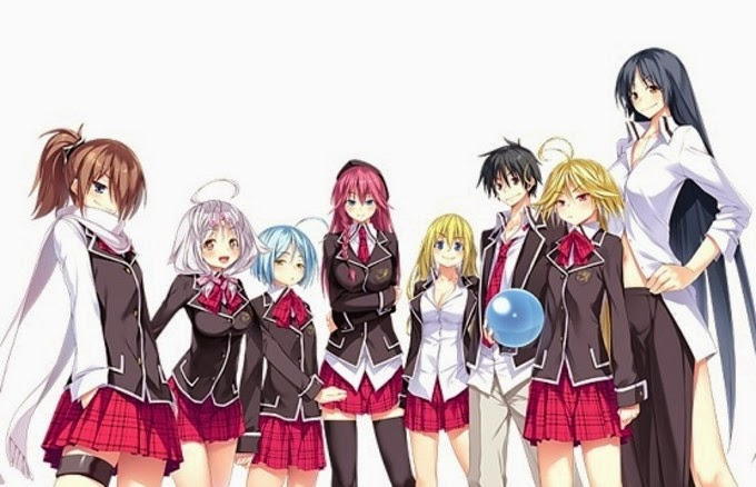 sc 1 st  OST Anime + Lyrics - blogger & ZAQ - Seven Doors ( Trinity Seven OP) Lyrics + Music pezcame.com