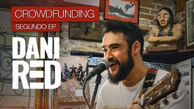 Crowdfunding Dani Red SEGUNDPO EP
