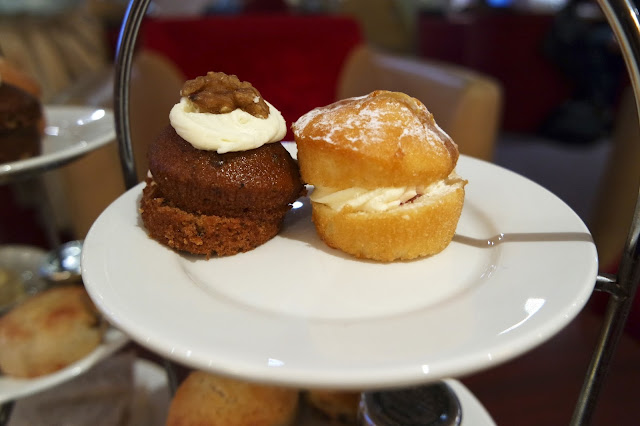 The Oxford Hotel Afternoon Tea - Cakes