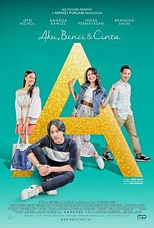 Download Film Aku, Benci dan Cinta (2017) Full Movie Mp4 HD bluray