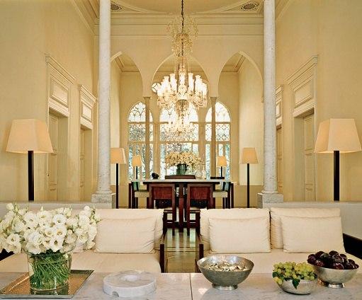 n dot interiors: Celebrity Homes: Elie Saab
