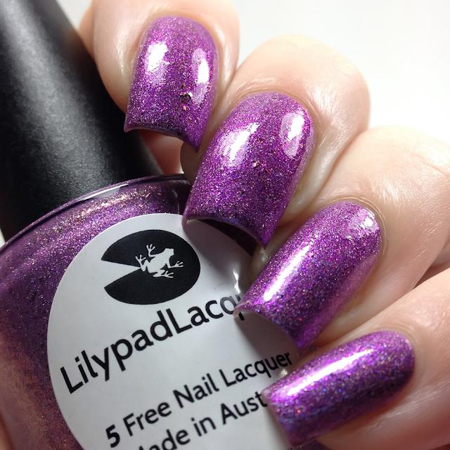 Lilypad Lacquer-Sagittarius