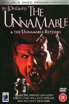 El Innombrable, una curiosa adaptación dirigida por Jean-Paul Ouellette