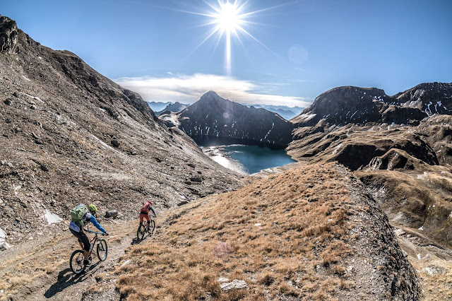 Wilde Kreuzspitze Trail MTB