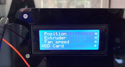เครื่องปริ้นสาม มิติ Anet a8 3d printer