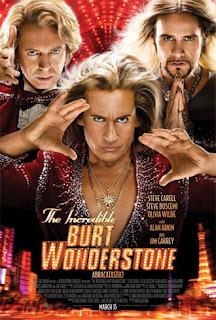 Sinopsis Film The Incredible Burt Wonderstone (2013)