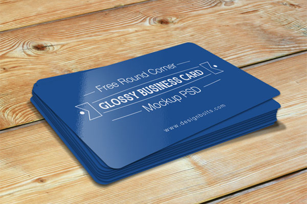Free Business Card Mockup, free business card mockup psd