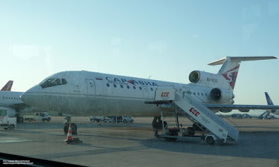 Jak-42, RA-42316, Saratov Airlines