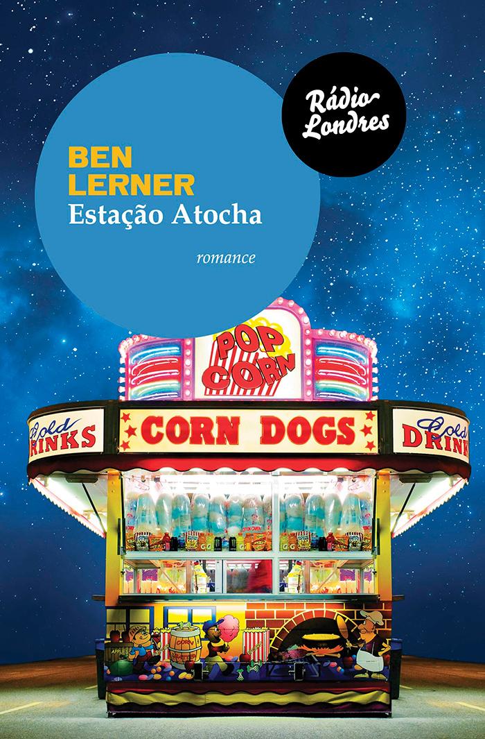 Capa livro Estação Atocha