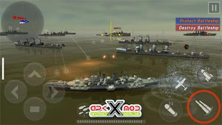 WARSHIP BATTLE: 3D World War II