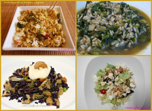 La Cocina De Con 4 Recetas Saludables Para Cocinar Con