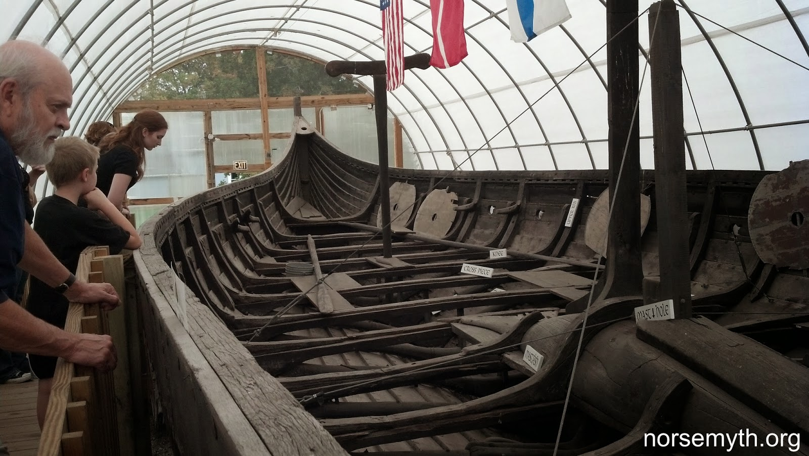 Viking Ship Field Trips And Vikings