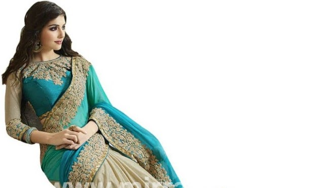 Turn on Your Desi Swag with Impeccable Sarees to Suit your Body Type!