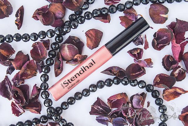 Lipgloss de Stendhal. Labios brillantes para San Valentín.