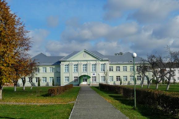 Нежухов. Школа