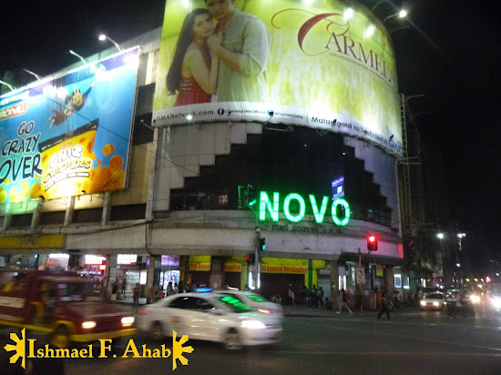 Novo Mall along Calle Colon in Cebu City