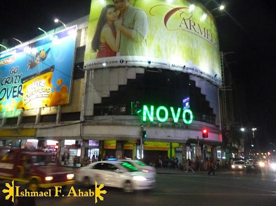 Novo Mall along Calle Colon in Cebu City