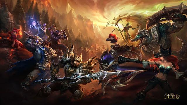 تحميل لعبة تثبيت لعبة League Of Legends على أوبونتو-لينكس