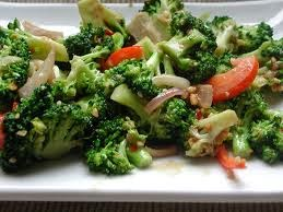 Cold Thai Broccoli Salad Recipe