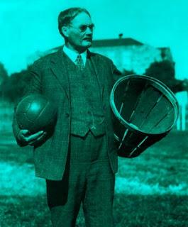 penemu olaharaga bola basket