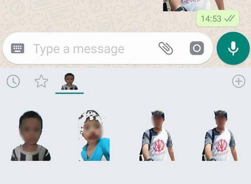 Cara Buat Stiker Wa Memakai Foto Sendiri Dengan Aplikasi